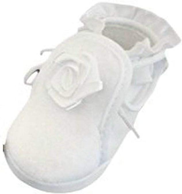 Zapatos Festivas para Bautizo o una Boda - Zapatos de Bautizo para niñas, bebés TP10 tamaño 18: Amazon.es: Zapatos y complementos