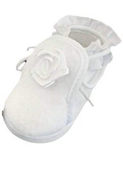 918e2214e Zapatos festivas para bautizo o una boda - zapatos de bautizo para niñas