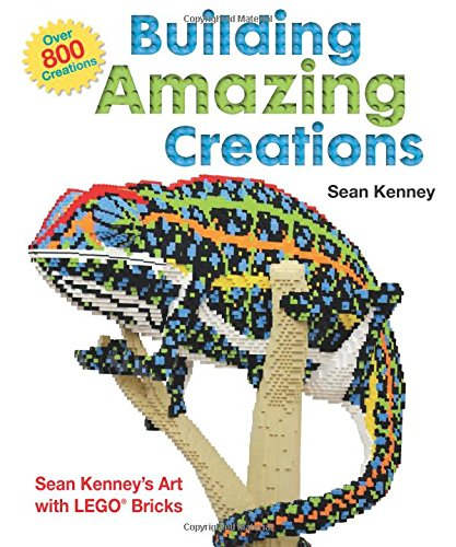 Building Amazing Creations: Sean Kenney's Art with LEGO Bricks (Art Doll Sculpture)