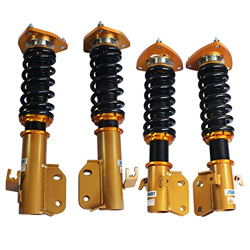 JDMSPEED New Coilovers Suspension Spring Shock For Subaru Impreza WRX GDB GDA 02-07 Saab 9-2X
