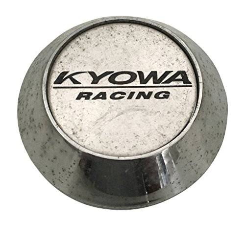 Kyowa Racing D-35 Used Chrome Wheel Center Cap (Kyowa Racing)