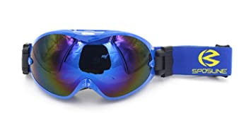 Road&Cool Esquí Gafas De Sol Al Aire Libre Deportes De ...