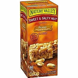 Nature Valley Sweet & Salty Peanut Granola Bars, 48 ct.