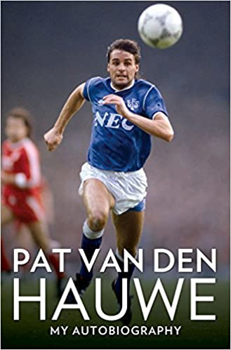 Book Psycho Pat: My Autobiography by Pat Van den Hauwe (5-Mar-2015)