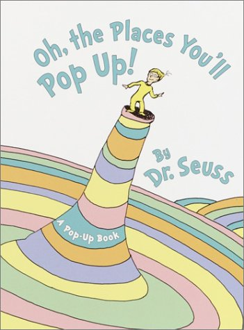Download Oh, the Places You'll Pop-Up! (Mini Pops) ebook