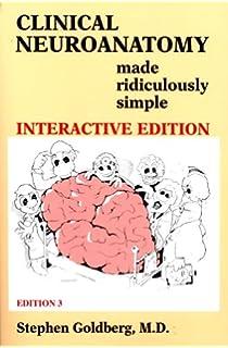 clinical neuroanatomy made ridiculously simple 3rd edition book cd rom - Neuroanatomy Coloring Book