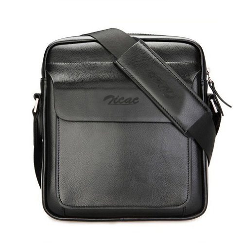Leather Man Bags: Amazon.com