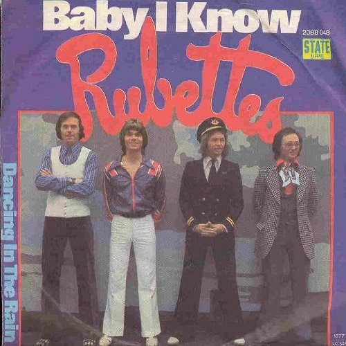 The Rubettes - The Rubettes - Baby I Know - State Records - 2088 048 - Zortam Music