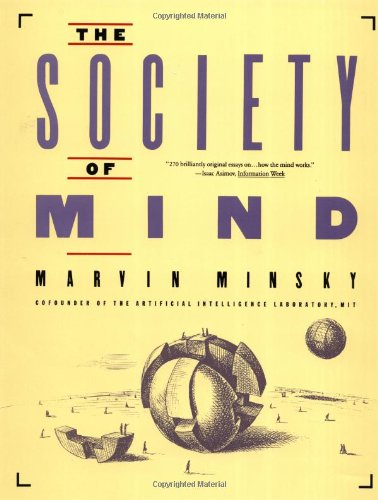 The Society of Mind [Marvin Minsky] (Tapa Blanda)