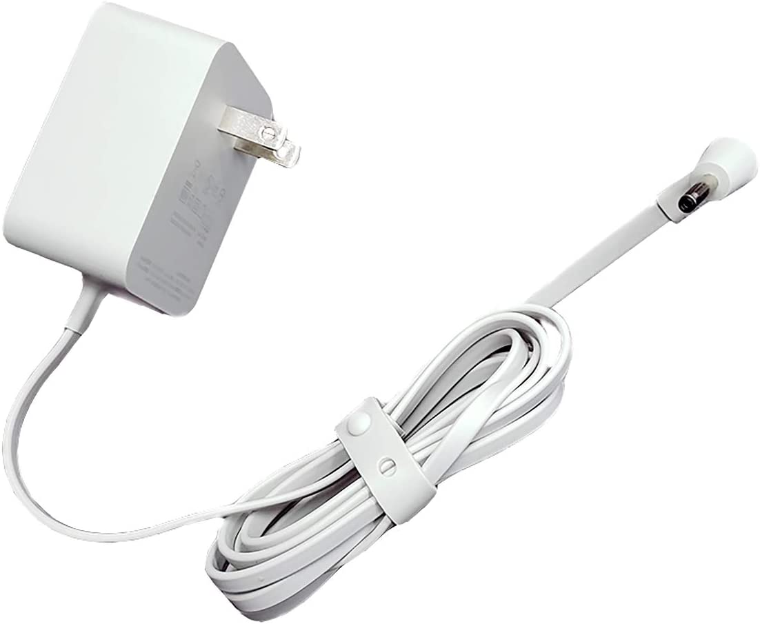 AC Charger for Google Home Speaker Power Adapter Supply Cord