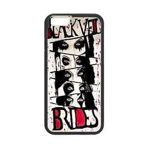 the Case Shop- Customizable Black Veil Brides iPhone 6 4.7 Inch TPU Rubber Hard Back Case Cover Skin , i6xq-281
