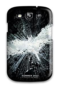 New Diy Design The Dark Knight Rises 63 For Galaxy S3 Cases Comfortable For Lovers And Friends For Christmas Gifts