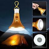 ZBF Camp Flashlight ZBFLIGHTING USB E27 Rechargeable LED Camp Flashlight Lantern for Camping Hiking Fishing Emergency Outdoor Light