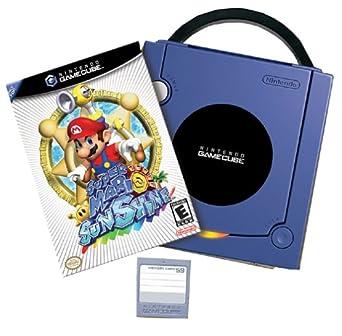 Amazon com: SuperMario Sunshine Gamecube Bundle: Video Games