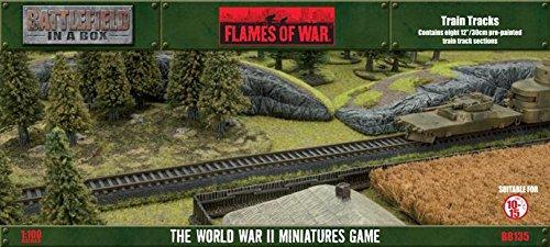 - Battlefield in a Box: Train Tracks