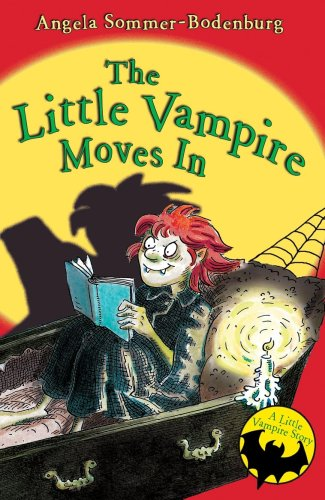 The Little Vampire Moves In (Little Vampire series)