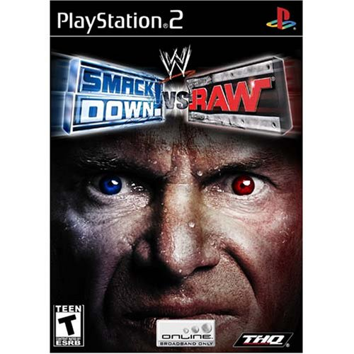WWE SmackDown vs. Raw - Ps2 Wwe
