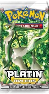 Amigo EX25510 Pokémon platino - Juego de cartas intercambiables [Importado de Alemania]