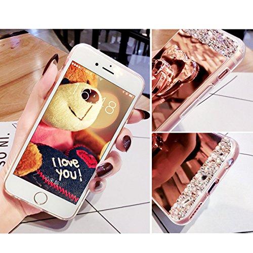 Funda Galaxy J7 2016,SainCat Moda Alta Calidad suave de TPU Silicona Suave Funda Carcasa Caso Parachoques Diseño pintado Patrón para Carcasas Samsung Galaxy J7 2016 TPU Silicona Flexible Candy Colors  Bär Ring-Gold