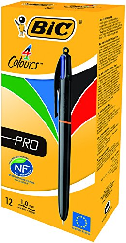 BIC COLOURS ASSORTED 902129 PK12
