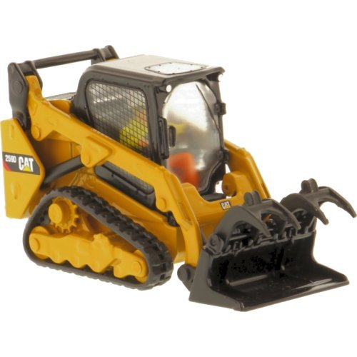 Diecast Masters Caterpillar Cat 259D Compact Track Loader 85526