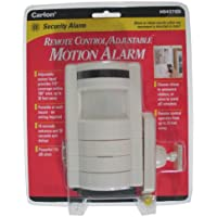 Lamson HS4370D Remote Control Adjustable Motion Alarm
