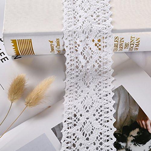 showll - Cinta de encaje de algodón de estilo vintage para costura ...