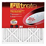 3M 9811DC-6 14'' X 14'' X 1'' Micro Allergen Reduction Filters 1000