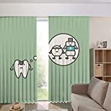 Best HELLO KITTY Room Dividers - curtain baihemiya Blackout Window Treatment Perfect for The Review