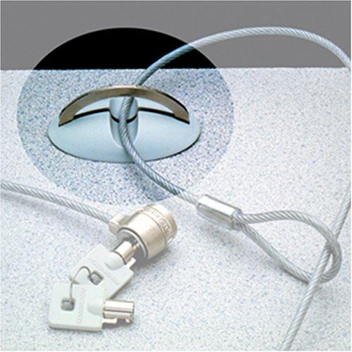 Kensington 64063 Anchor Point Adhesive Glue-on Security Kit (PC) by Kensington