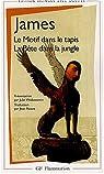 Le Motif dans le tapis - La Bête dans la jungle par Henry James