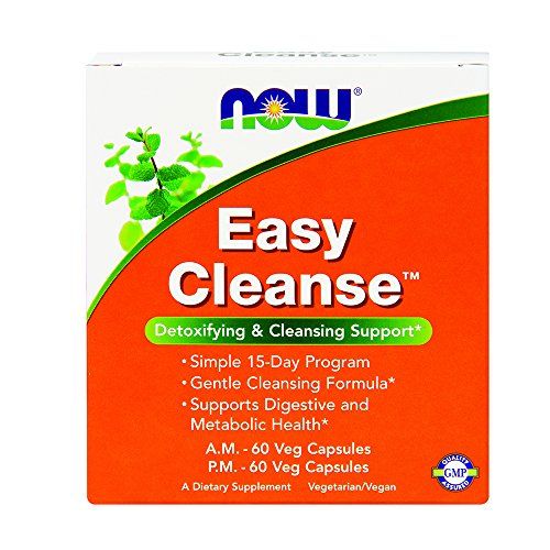 NOW Easy Cleanse 120 Capsules product image