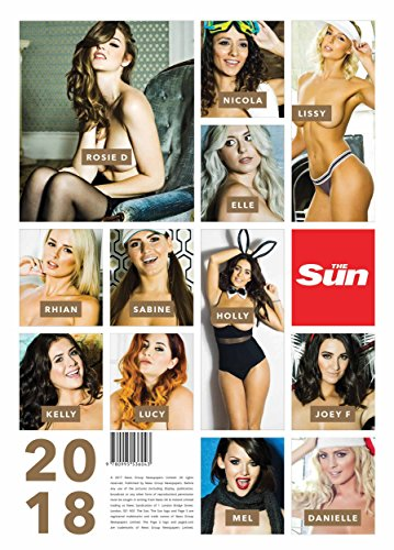 Kelly The Sun Page 3 >> The Sun Page 3 Calendar 2018 2018 Buy Online In Lebanon