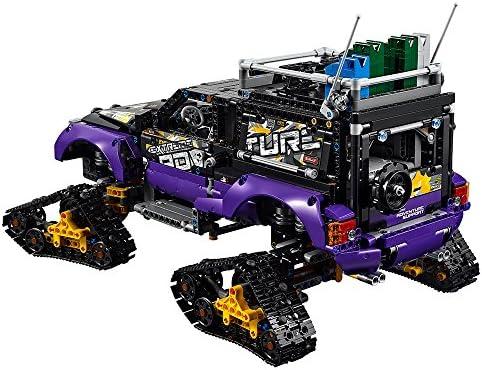 2382 Piece LEGO Technic Extreme Adventure Building Kit