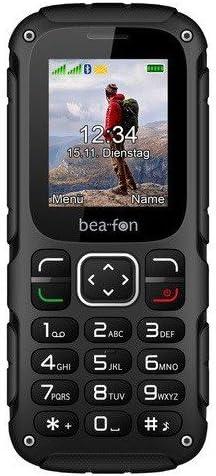 Bea Fon Al450 Eu001br Handy De Schwarz Rot Elektronik