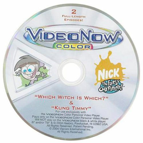 Videonow 3 Disc Pack: That Old Skateboard & Follow the Leader, See No Evil & the Great Unwashed, Which Witch is which & Kung Tommy by Video Now (Image #1)