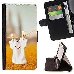 - Deer - - Monedero pared Design Premium cuero del tir?n magn?tico delgado del caso de la cubierta pata de ca FOR Samsung Galaxy S3 III I9300 Funny House