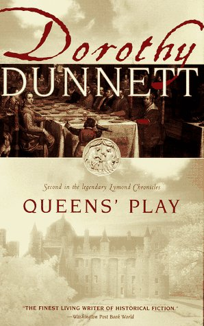 book cover of Queen\'s Play