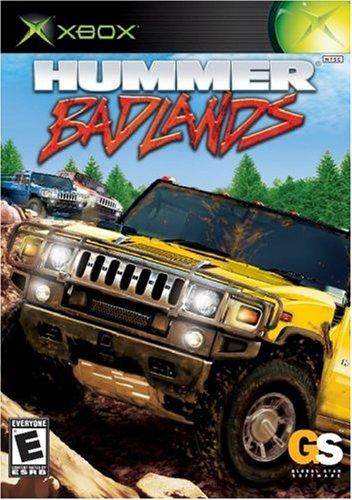 hummer badlands - 1