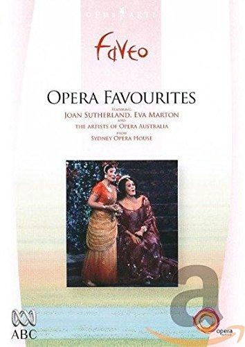 Opera Favourites [DVD] [2010]