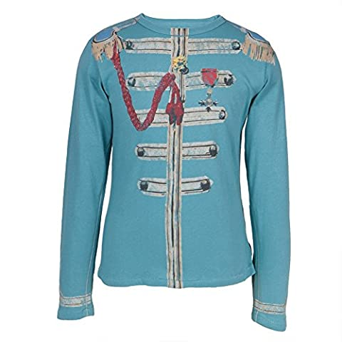 The Beatles - Sgt. Pepper Uniform Premium Youth Longsleeve - Youth 2 (Beatles Gifts For Kids)