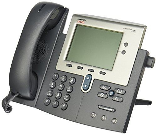 Cisco 7942G 7900 Series Unified IP Phone CP-7942G= POE, Communications Manager Required ()