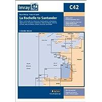 Imray Chart C42: La Rochelle to Santander (C