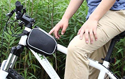 /Écran tactile de 5.5 Pouce pour iphone 5S // 5 // 5C // 4S // 4 1.8L Volum Lingsfire/® 5.5 Pouce /Écran Sac Sacoche de Cadre Bicycle Frame Pannier Sac de v/élo Imperm/éable Samsung Galaxy S4 // S3 Note HTC et dautres portables
