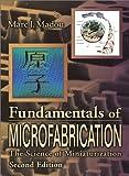 Fundamentals of Microfabrication 9780849308260