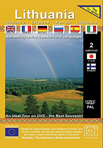 Lithuania the Country Film (PAL)