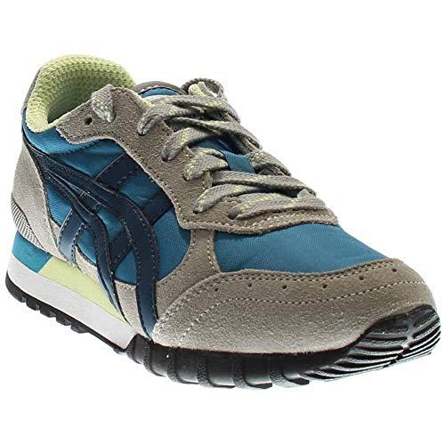 - Onitsuka Tiger Women's Colorado Eighty-five Classic Running Shoe, Peri Cyan/Navy, 7 M US