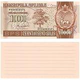 架空紙幣:ポプラゾリス連邦銀行券型