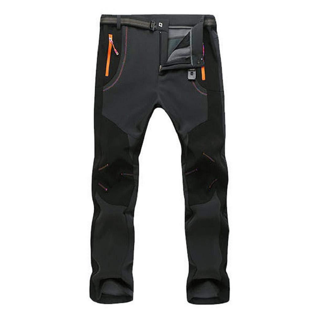 Pantaloni da Uomo Vendita Calda - ABCone Uomini Pantaloni Casual Impermeabile Antivento Esterna Escursionismo Spessi Caldi dei Pantaloni Uomo Pantaloni Leggings Pantaloni della Tuta per Uomini