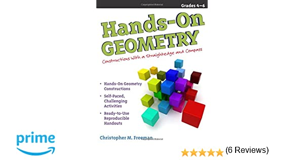 Amazon.com: Hands-On Geometry: Constructions with Straightedge and ...